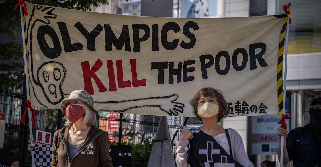 """Patrocinador de Tokio 2020 pide la cancelación de los Juegos Olímpicos: """"Es una amenaza sanitaria"""""""