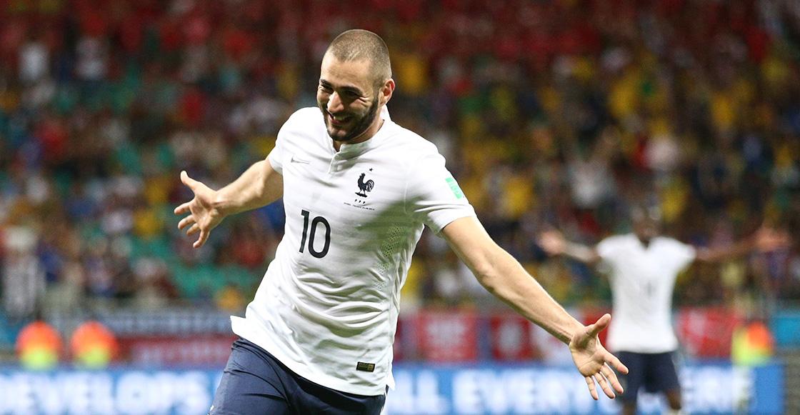 Karim Benzema regresa a la selección francesa después de 5 años