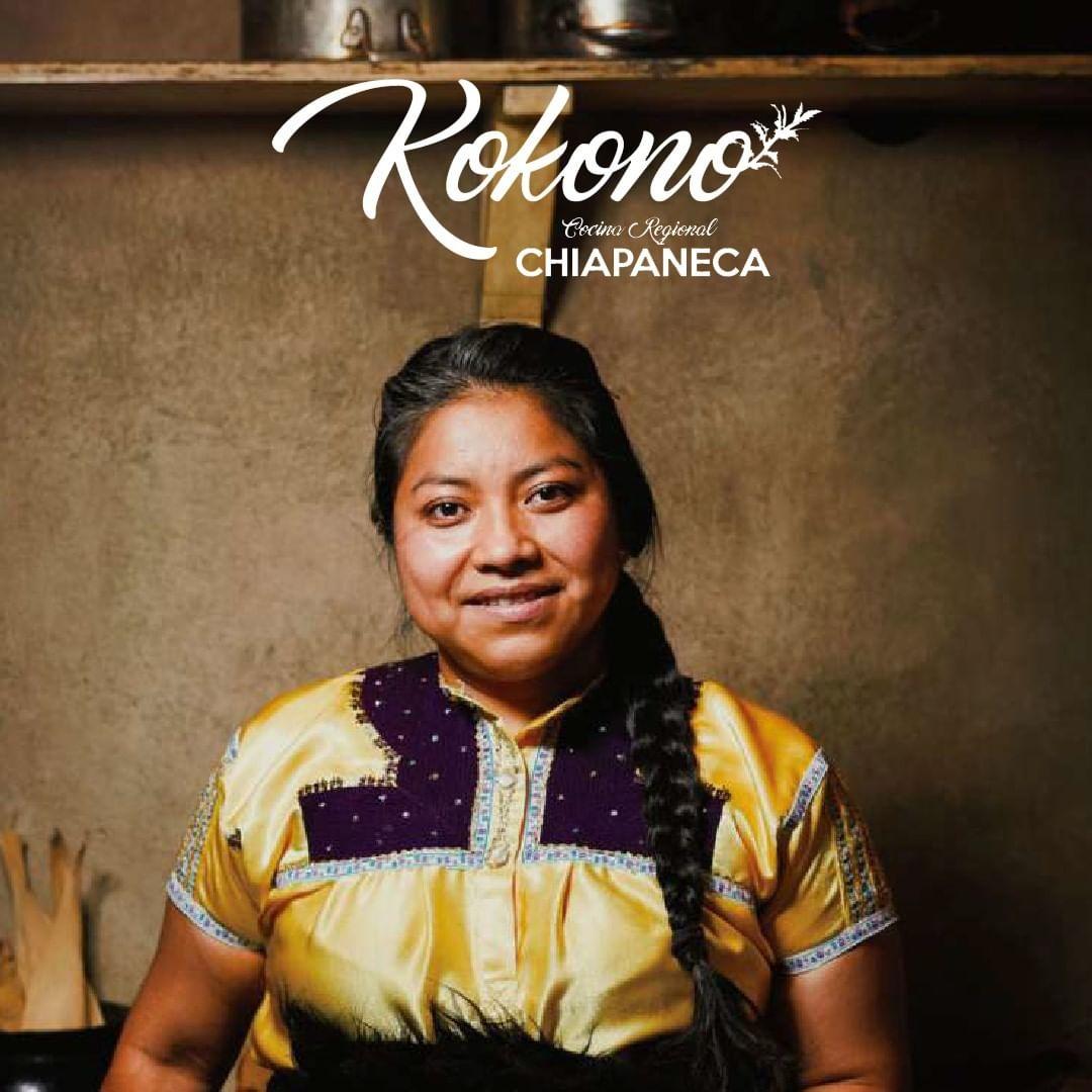Claudia Ruíz, chef tzotzil, entre las mejores 50 chefs del mundo
