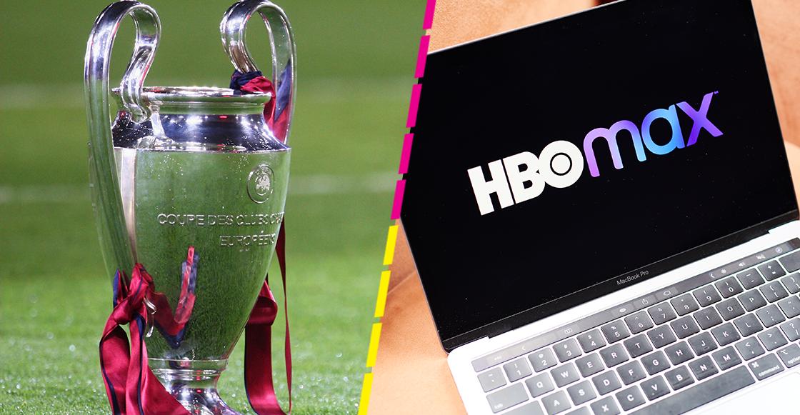 ¡La Champions League estará disponible para México en HBO Max!