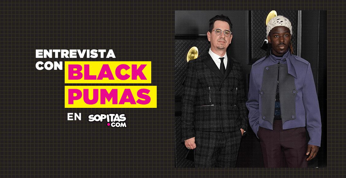 """""""La música es lo más importante para nosotros"""": Una entrevista con Black Pumas"""