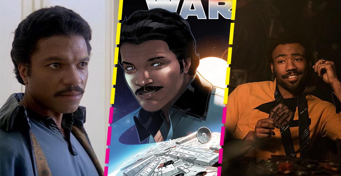 ¡Canon! Lucasfilms confirma que Lando Calrissian es parte de la comunidad LGBTQ+