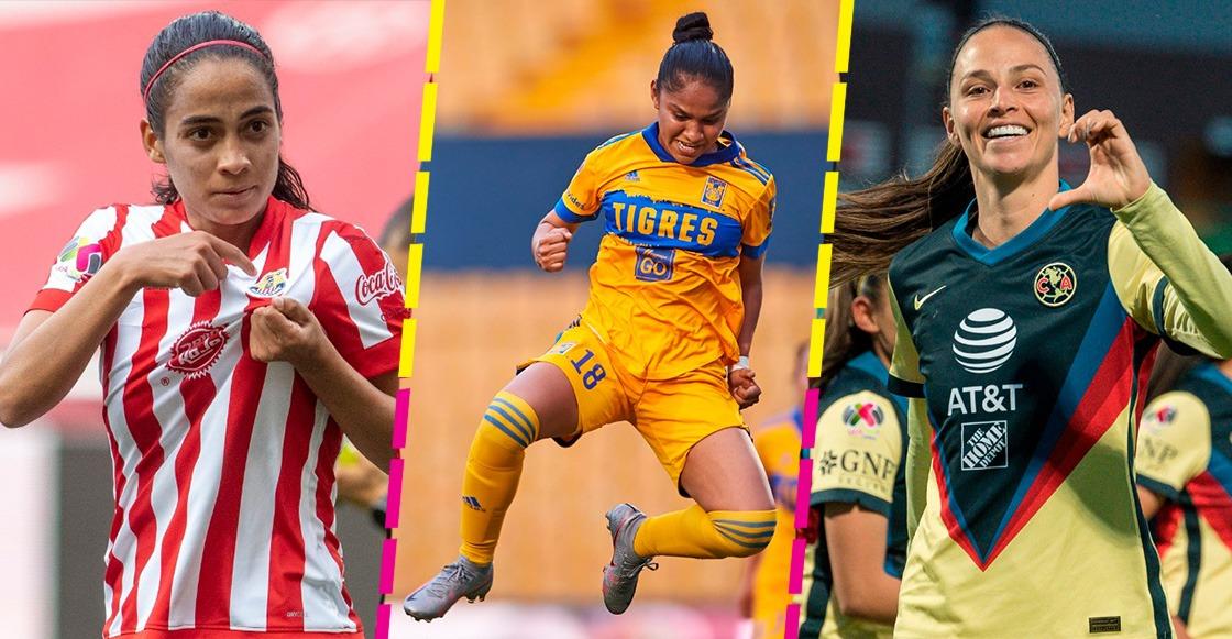 Así se jugarán los cuartos de final de la Liga MX Femenil
