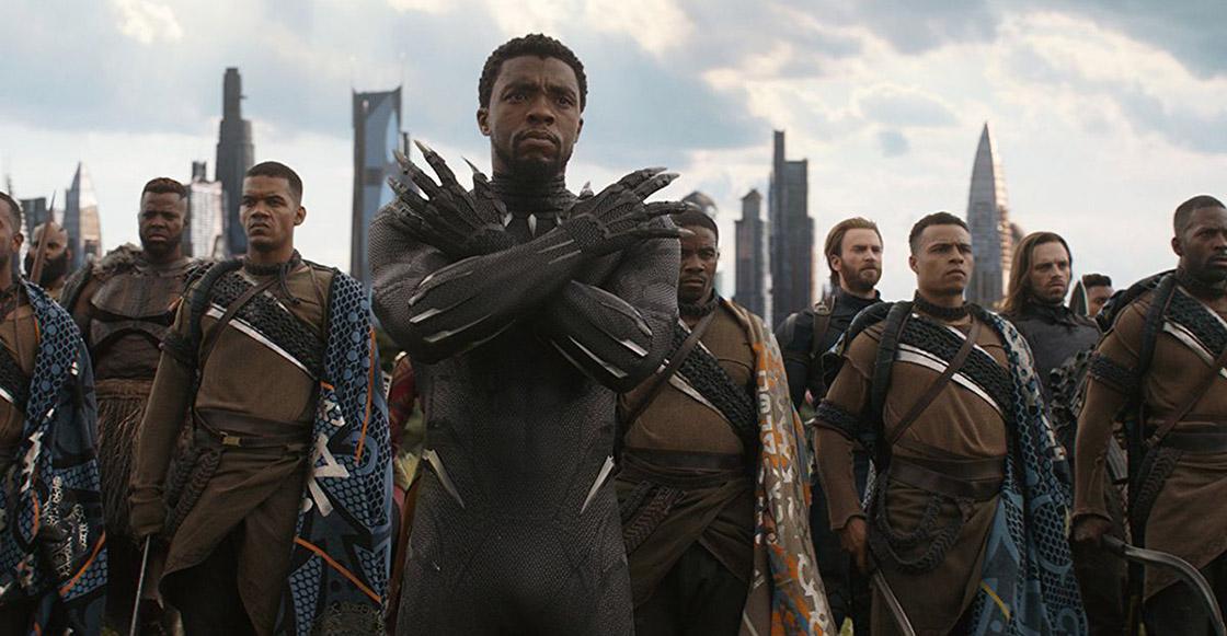 ¡Marvel Studios revela el título oficial de la secuela de 'Black Panther'!