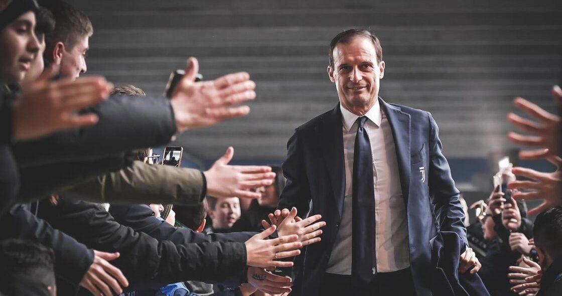 El adiós de Pirlo y el regreso de Massimiliano Allegri: Las últimas horas de la Juventus