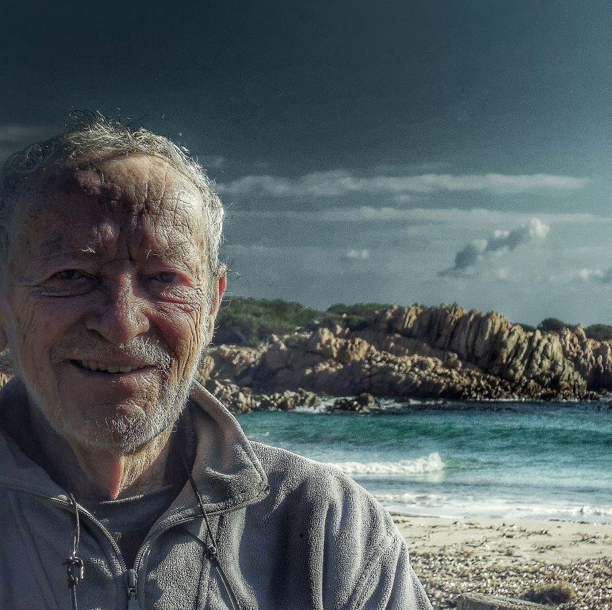 Mauro Morandi tendrá que abandonar la isla desierta en la que vive desde hace 32 años