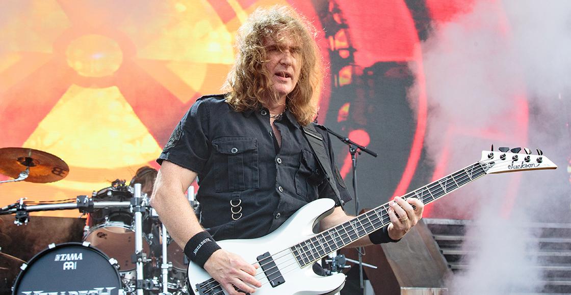 Megadeth habla sobre las acusaciones de acoso sexual en contra de David Ellefson