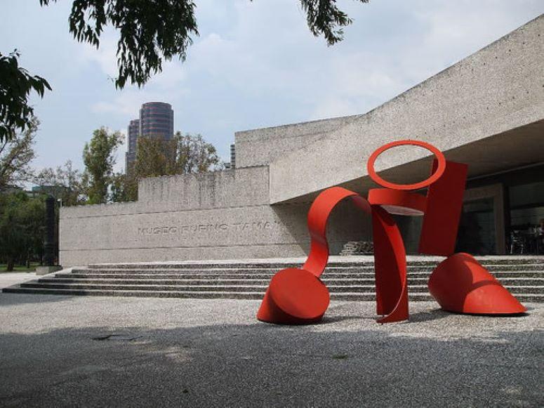 El Museo Rufino Tamayo cumple 40 años desde su inauguración