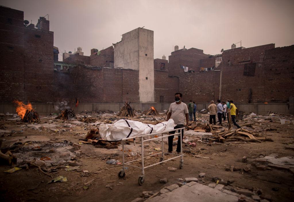 Indian crisis death