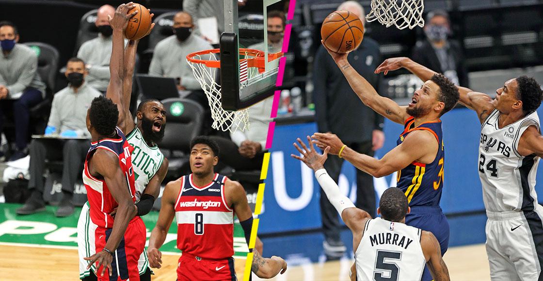¿Cómo se juega y cómo quedan los cruces del play-in de la NBA?