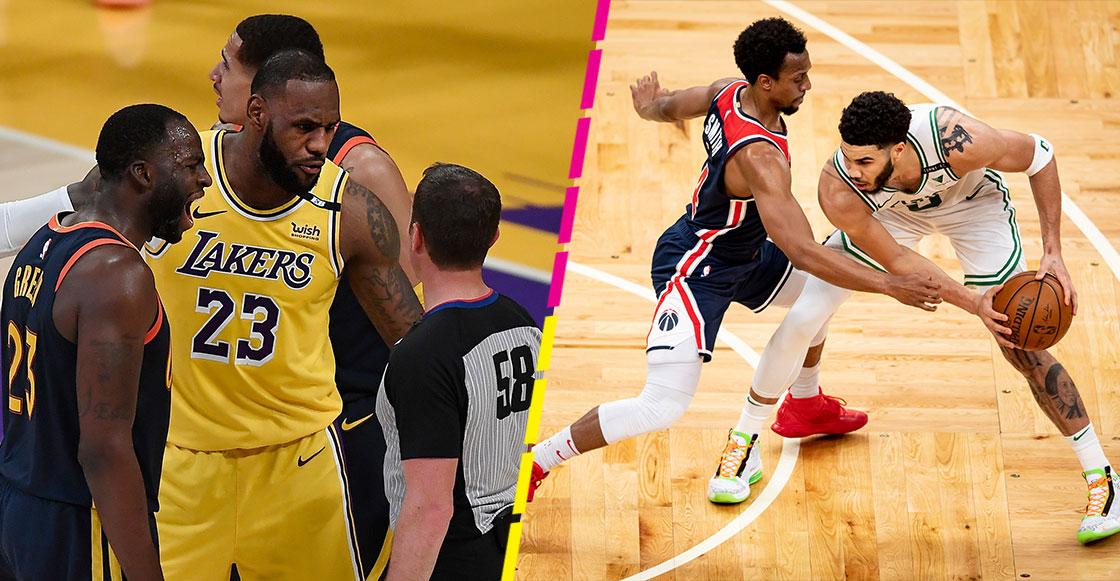 Los calificados y eliminados del play-in de la NBA