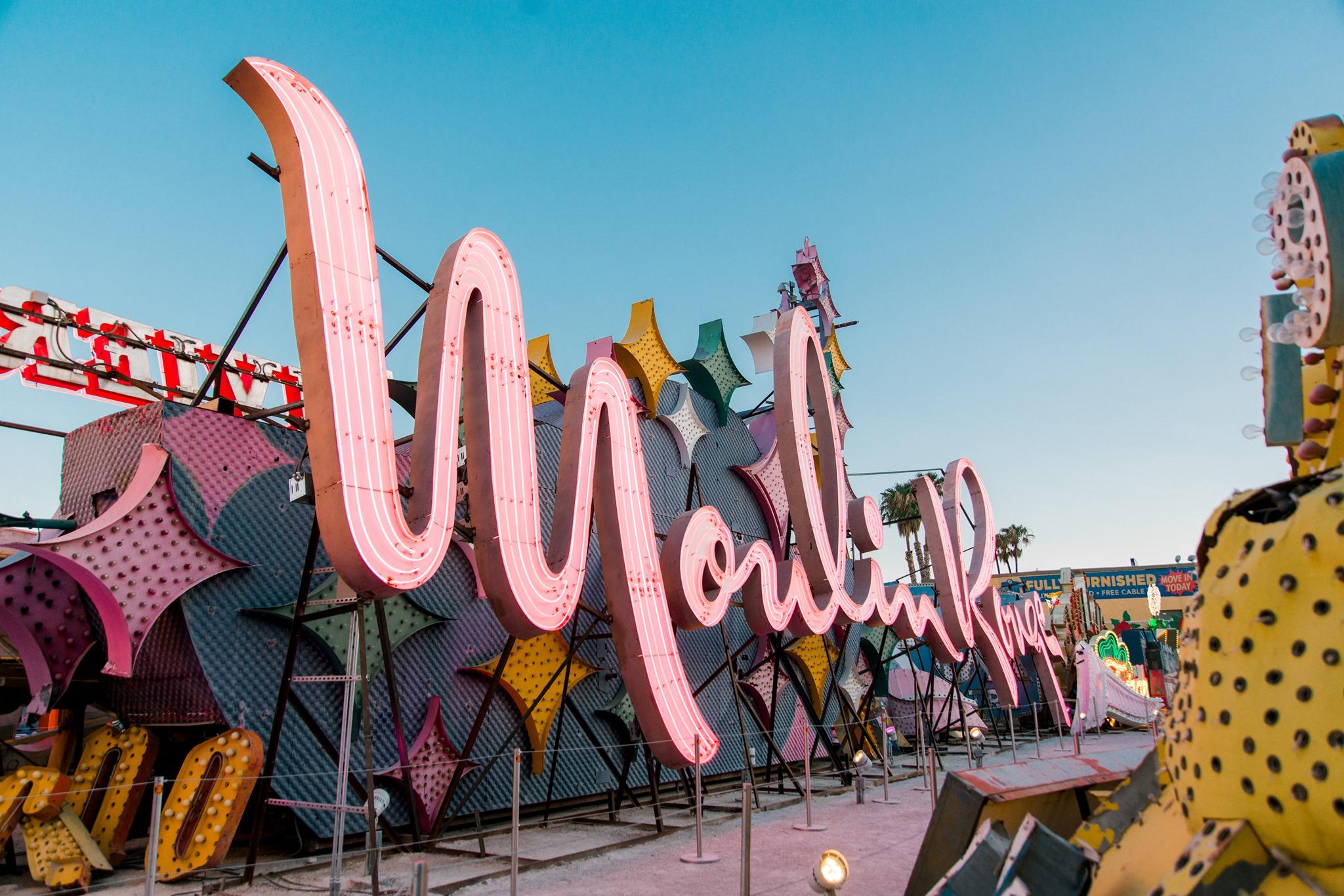 The Neon Museum en Las Vegas