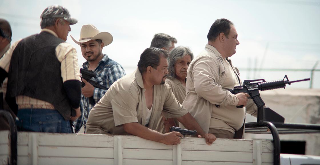 Los zetas y la masacre de Allende