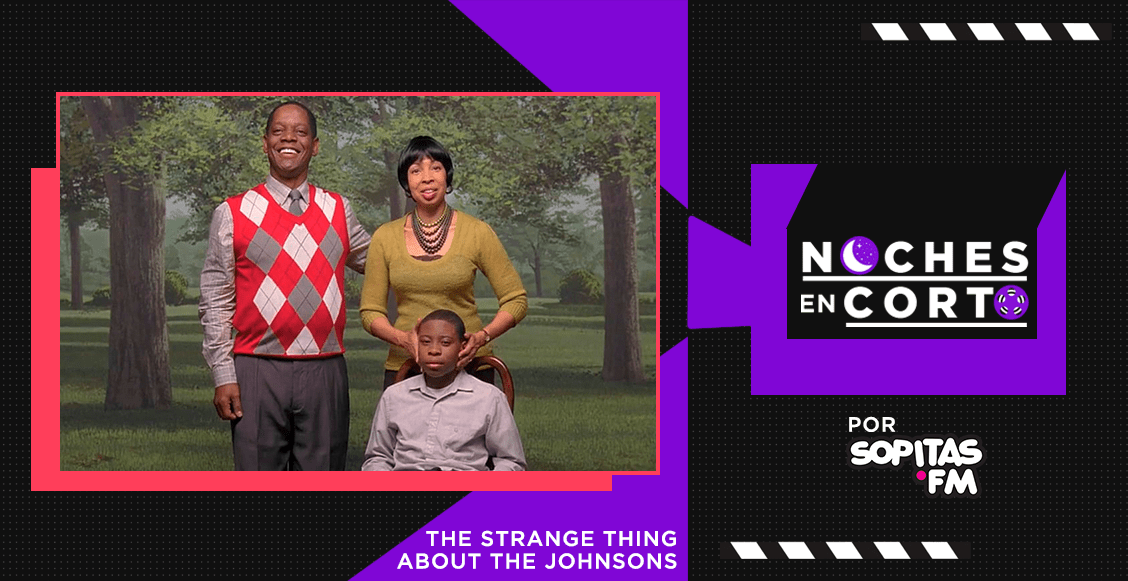 Noches en corto: 'The Strange Thing About the Johnsons' de Ari Aster