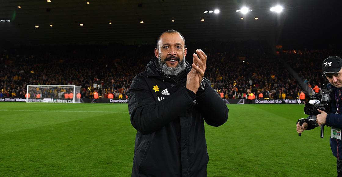 Nuno Espirito Santo se despide como DT del Wolverhampton en último partido de la temporada