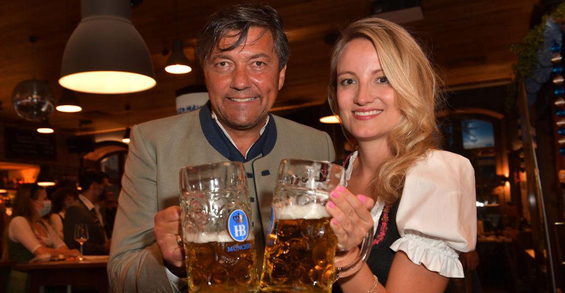 Oktoberfest cancels German pandemic covid