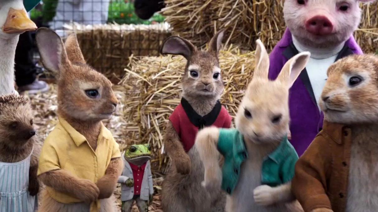 Will Gluck y 'Peter Rabbit 2: The Runaway': La búsqueda de uno mismo en el mundo