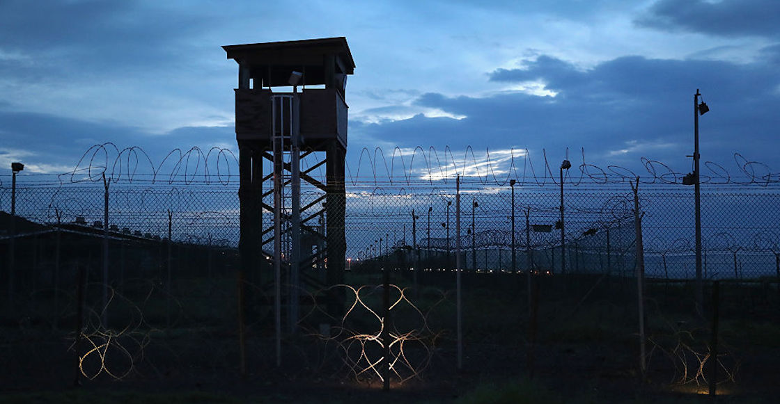 Political Intelligence Guantanamo is closed