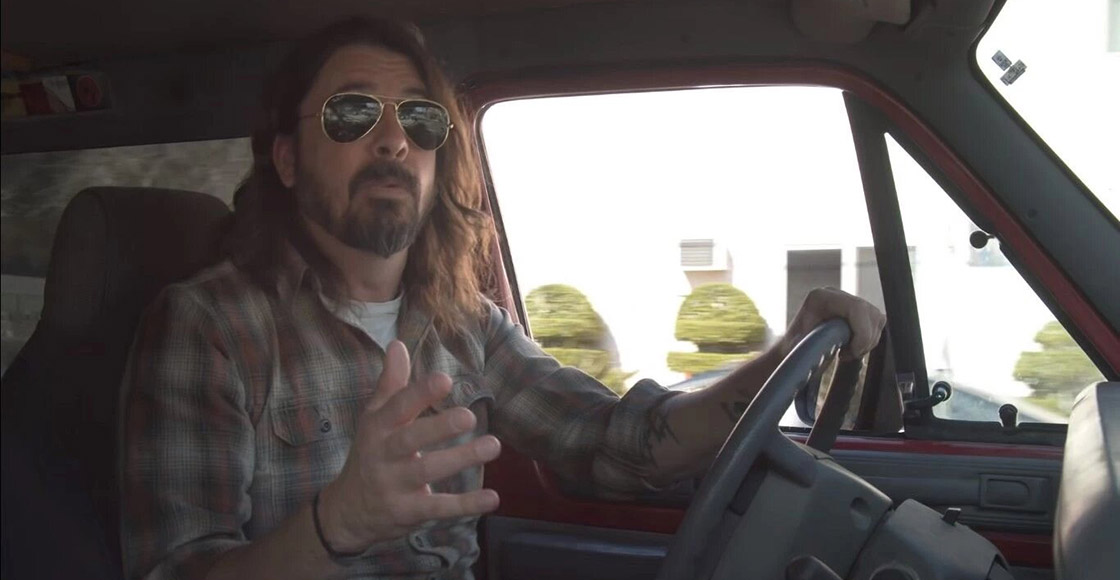 ¿Por qué no te puedes perder 'What Drives Us', el documental de Dave Grohl?