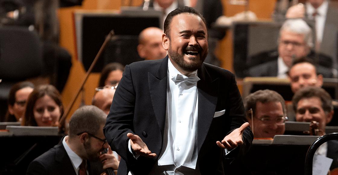 Premian al mexicano Javier Camarena como el mejor cantante de la International Opera Awards