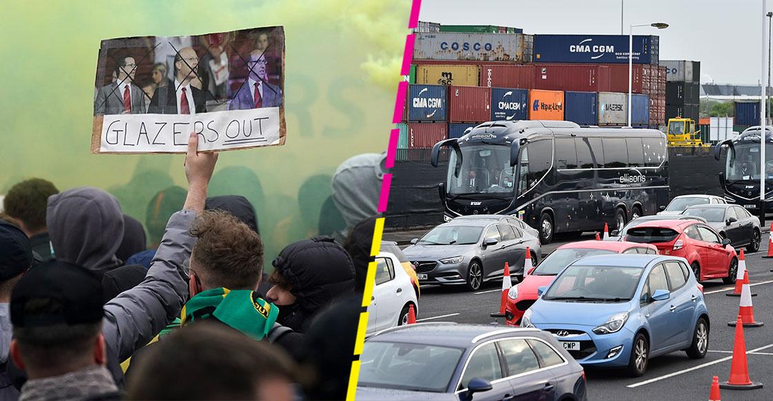 El plan B con el que Manchester United y Liverpool eludieron nuevas protestas de aficionados