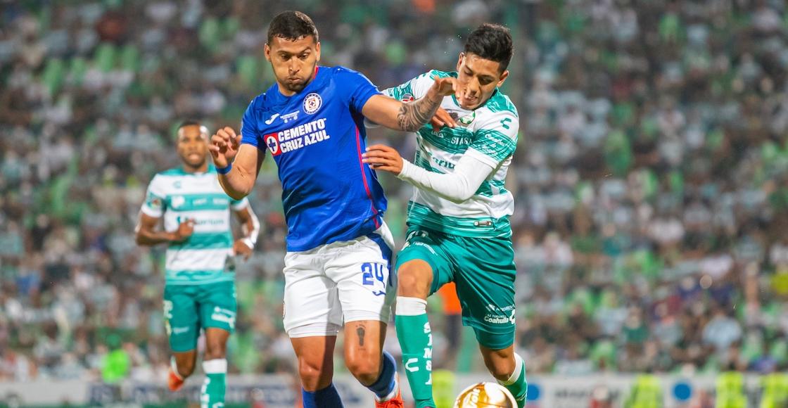 Campeón a la vista ¿Qué necesita Cruz Azul para conquistar la novena contra Santos Laguna?