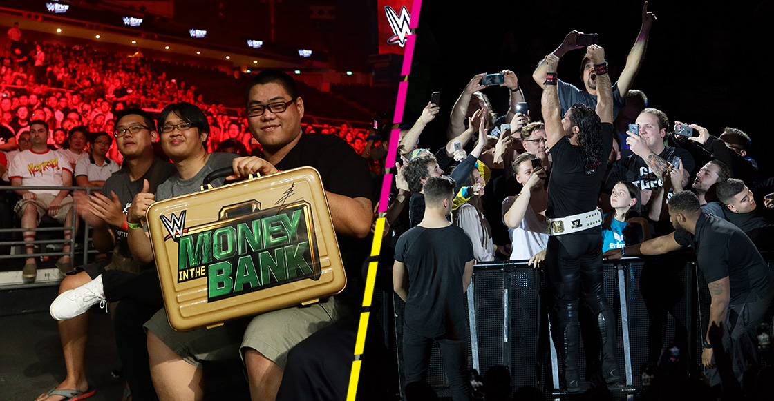 Afición podrá regresar a las arenas de WWE a partir del 16 de julio