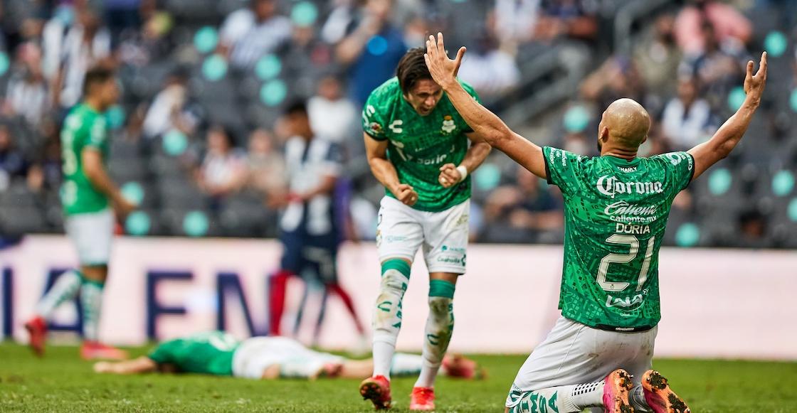 El fracaso millonario de Monterrey: Santos hizo el milagro en el último minuto