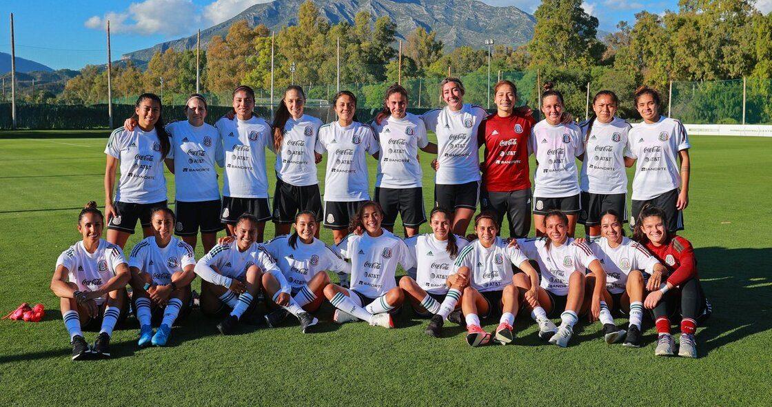 ¡Konnichiwa! La Selección Mexicana Femenil enfrentará a Japón en tierras asiáticas