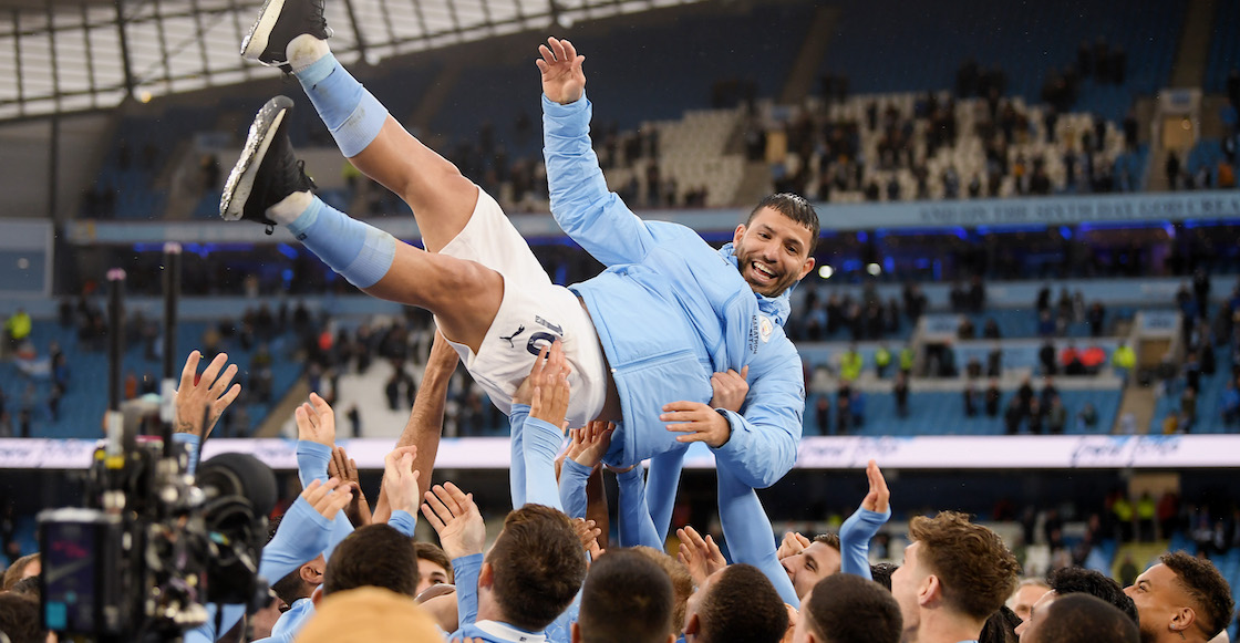 Sergio Agüero, la leyenda del Manchester City que no pudo llevar el apellido de su padre