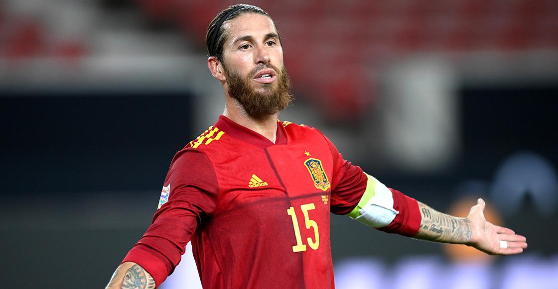 Sergio Ramos fuera de la selección española, no va a la Eurocopa 2020