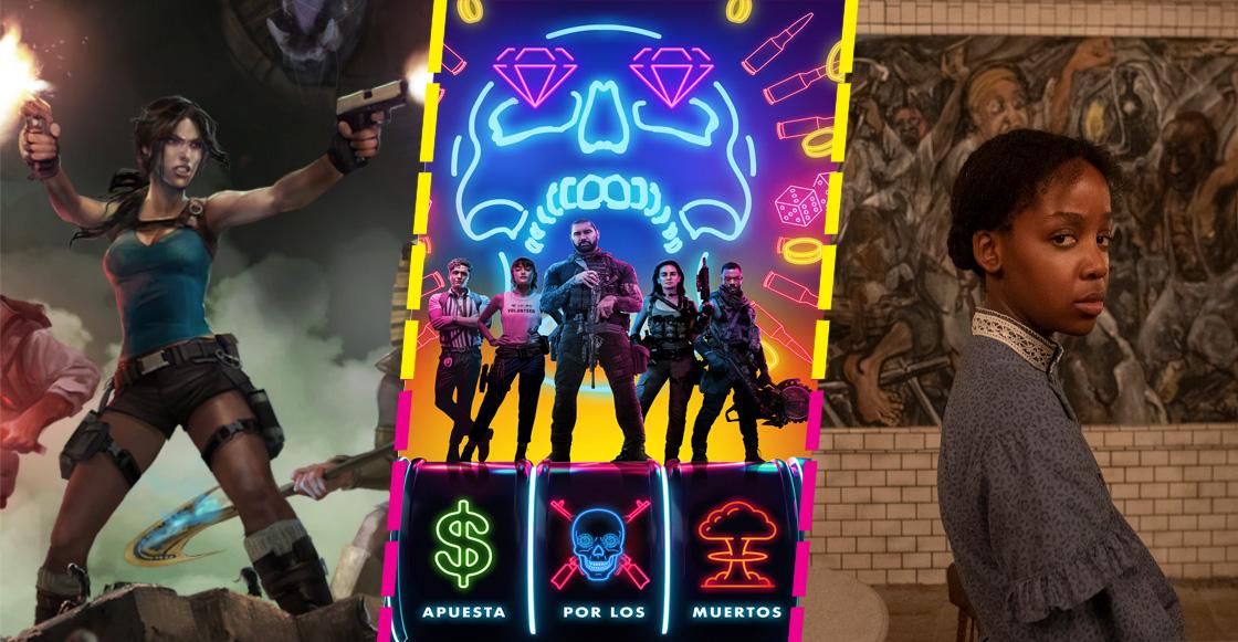 #SopitasRecomienda: 20 películas, series, discos y videojuegos para que armes el plan