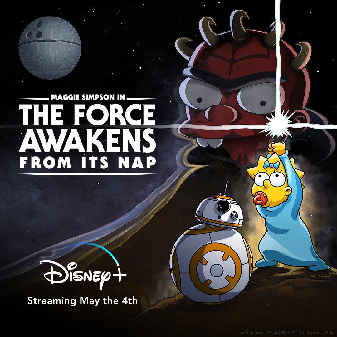Star Wars Los Simpson