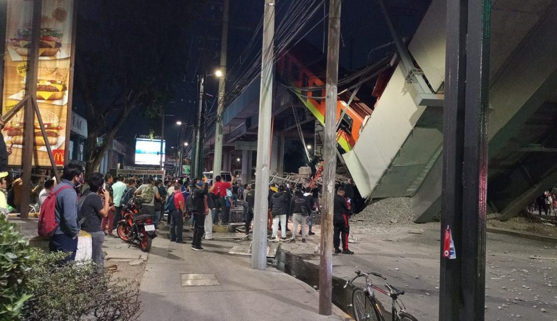 Murió otra víctima del colapso en Línea 12 del Metro; ya son 26 fallecidos