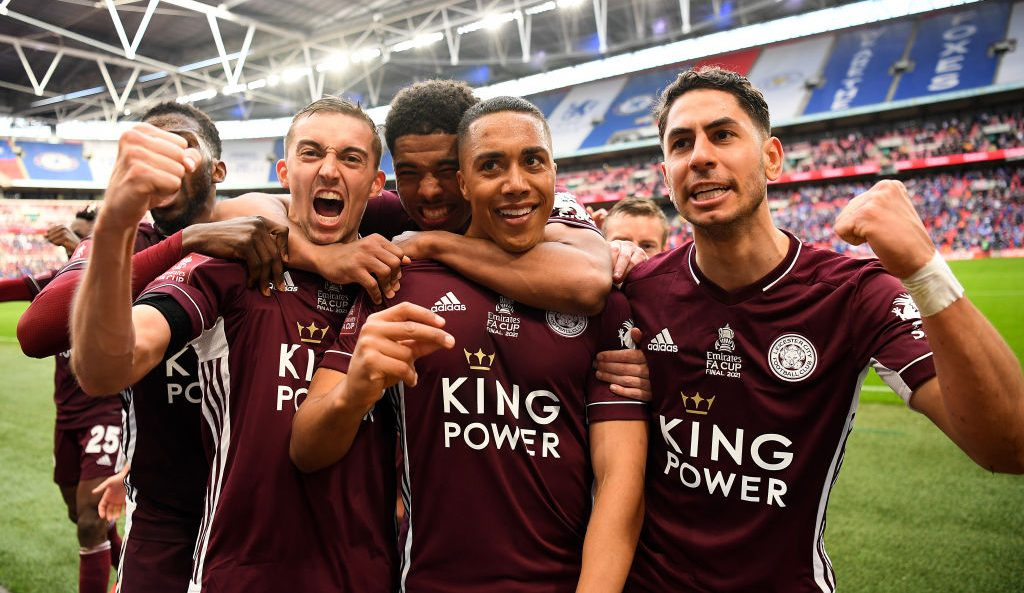 ¡Foxes campeones! El gol de Youri Tielemans que le dio al Leicester su primera FA Cup