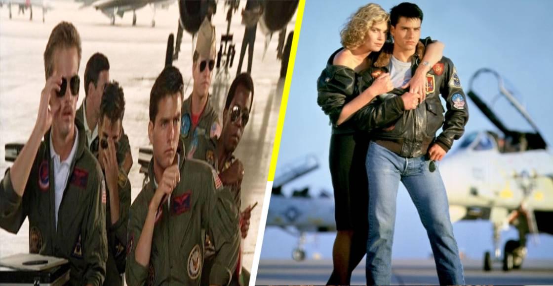 ¡Ya estamos viejos! 'Top Gun: Pasión y Gloria' cumple 35 años y así lucen los actores