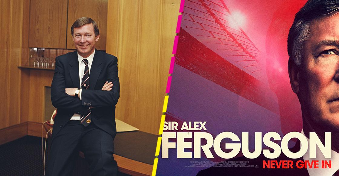 ¡Ya está aquí el tráiler oficial del documental de Sir Alex Ferguson: Never Give In!