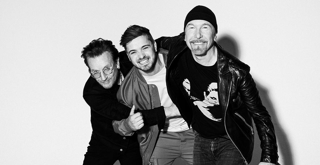 Colaboraciones inesperadas: U2 y Martin Garrix se unen para grabar la rola oficial de la Eurocopa
