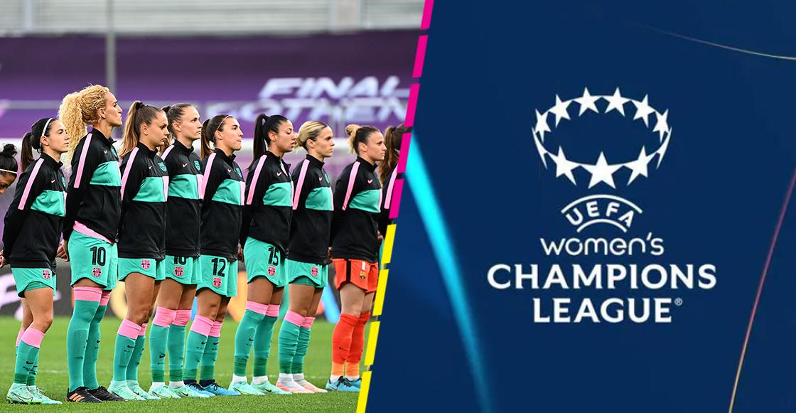 La UEFA presenta nuevo logo e himno para la Champions League femenil