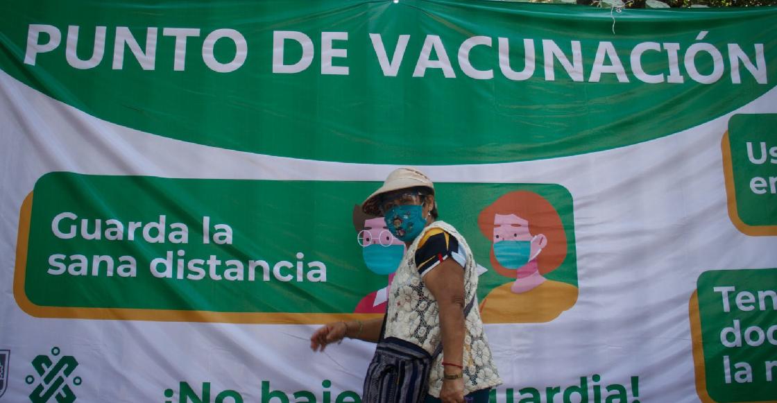 Así será la vacunación para personas de 50 a 59 años en Iztapalapa, Iztacalco, Xochimilco y Tláhuac