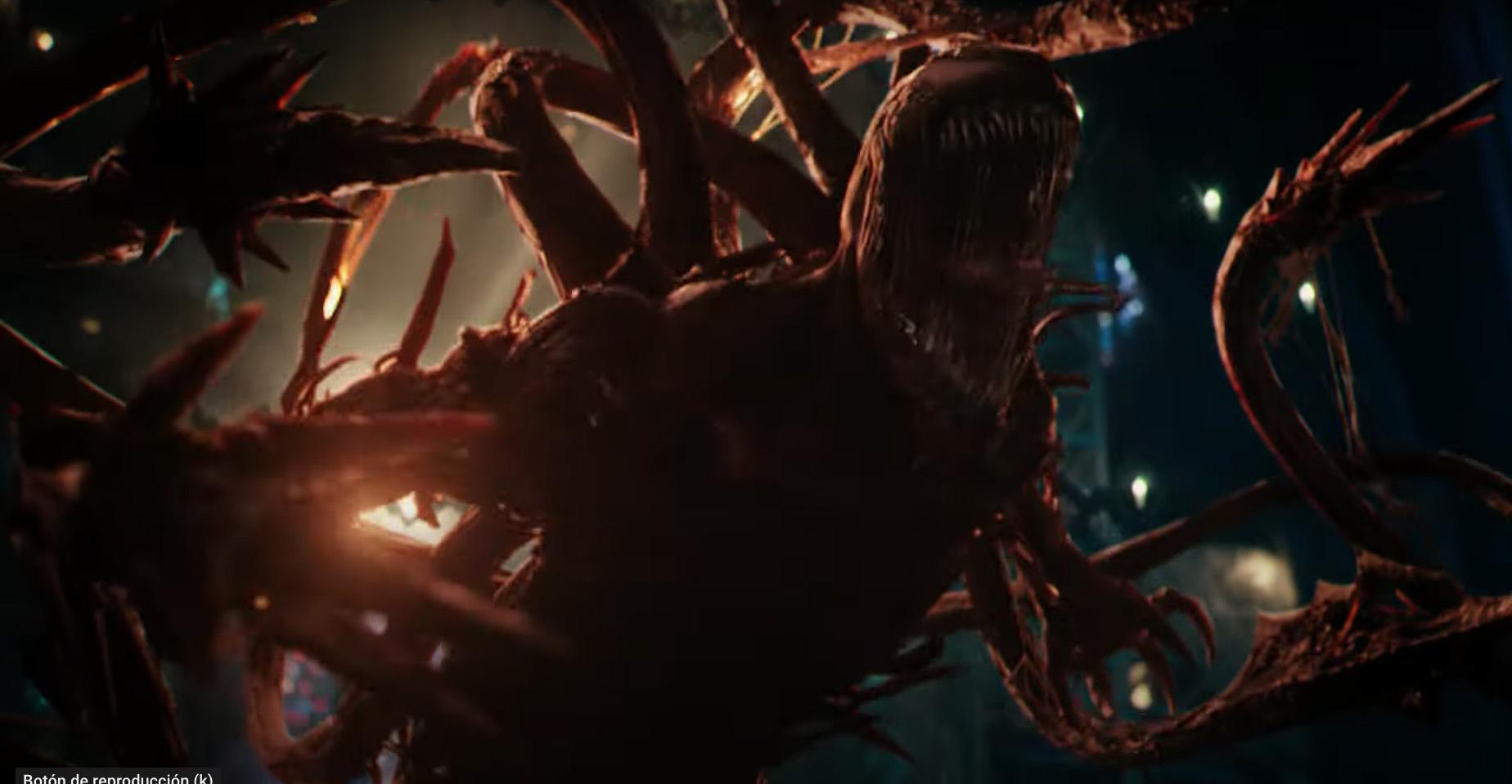 ¡Checa el espectacular tráiler oficial de 'Venom: Let There Be Carnage'!