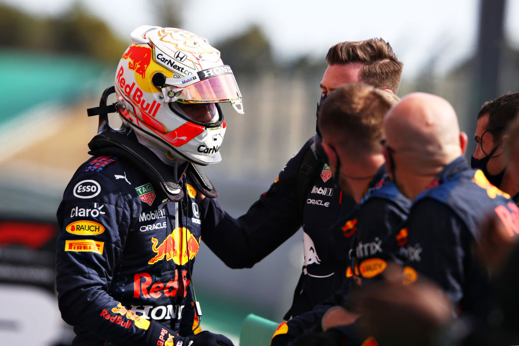 Gran Premio de Portugal Verstappen
