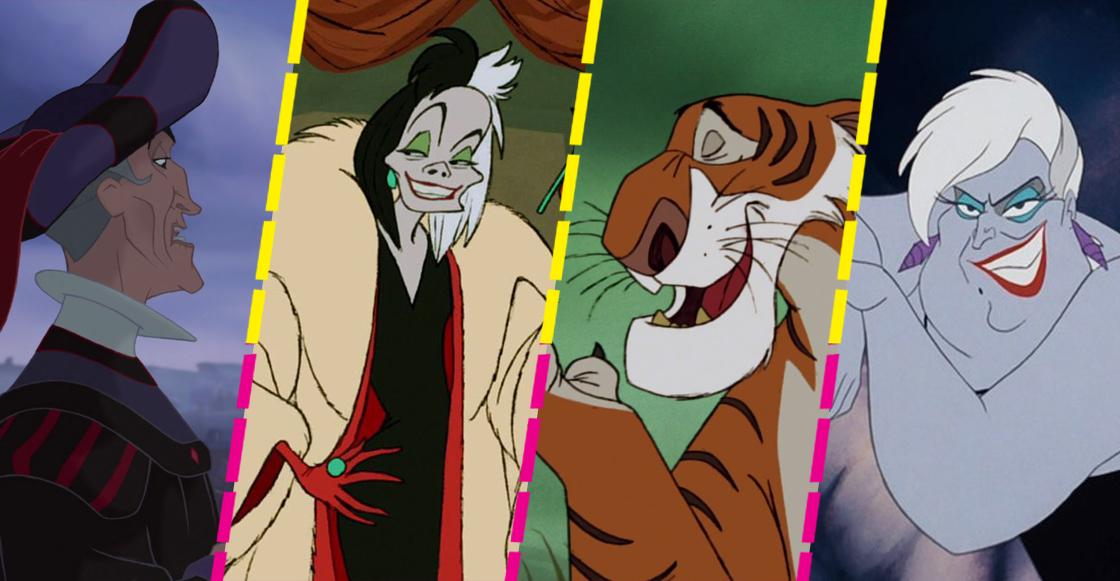 Ranking de las y los villanos de Disney: Del más meh al más malvado