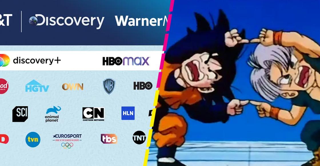 WarnerMedia y HBO Max se fusionan con Discovery para competir contra Netflix y Disney+