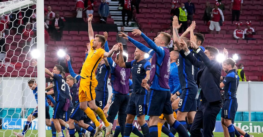 ¿Por qué es importante el triunfo de Finlandia ante Dinamarca en la Eurocopa?