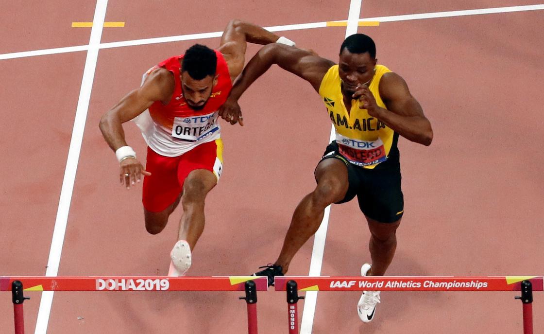 ¿Quién es Omar McLeod y por qué es importante su ausencia en los Juegos Olímpicos de Tokio?