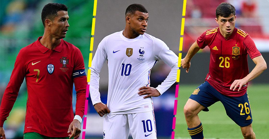 Los reyes del Viejo Continente: 15 figuras a seguir durante la Eurocopa 2021
