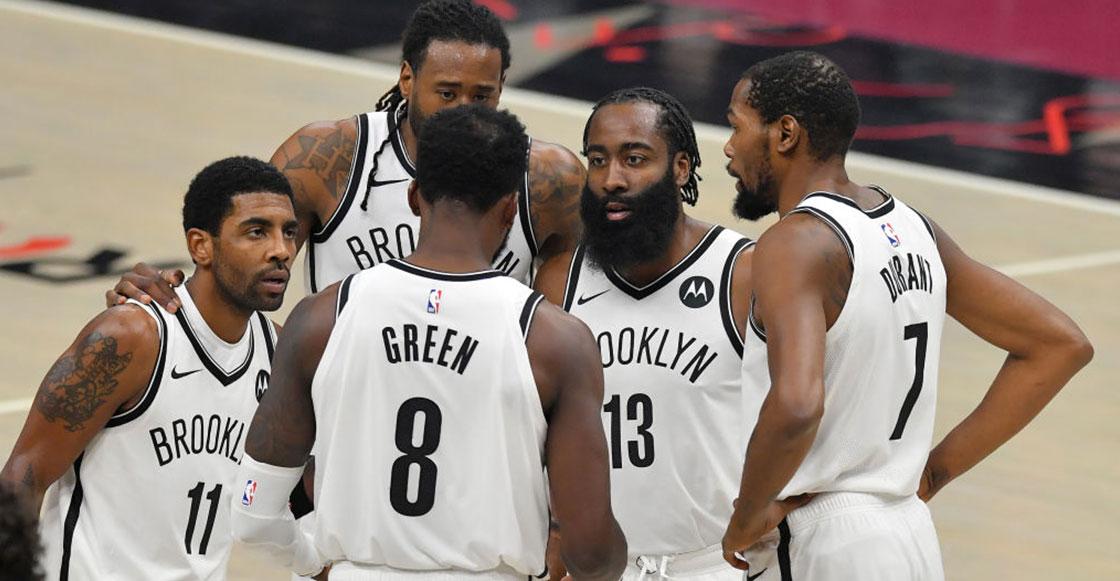 Brooklyn Nets y un proyecto de 114 millones para un tridente con fecha de caducidad