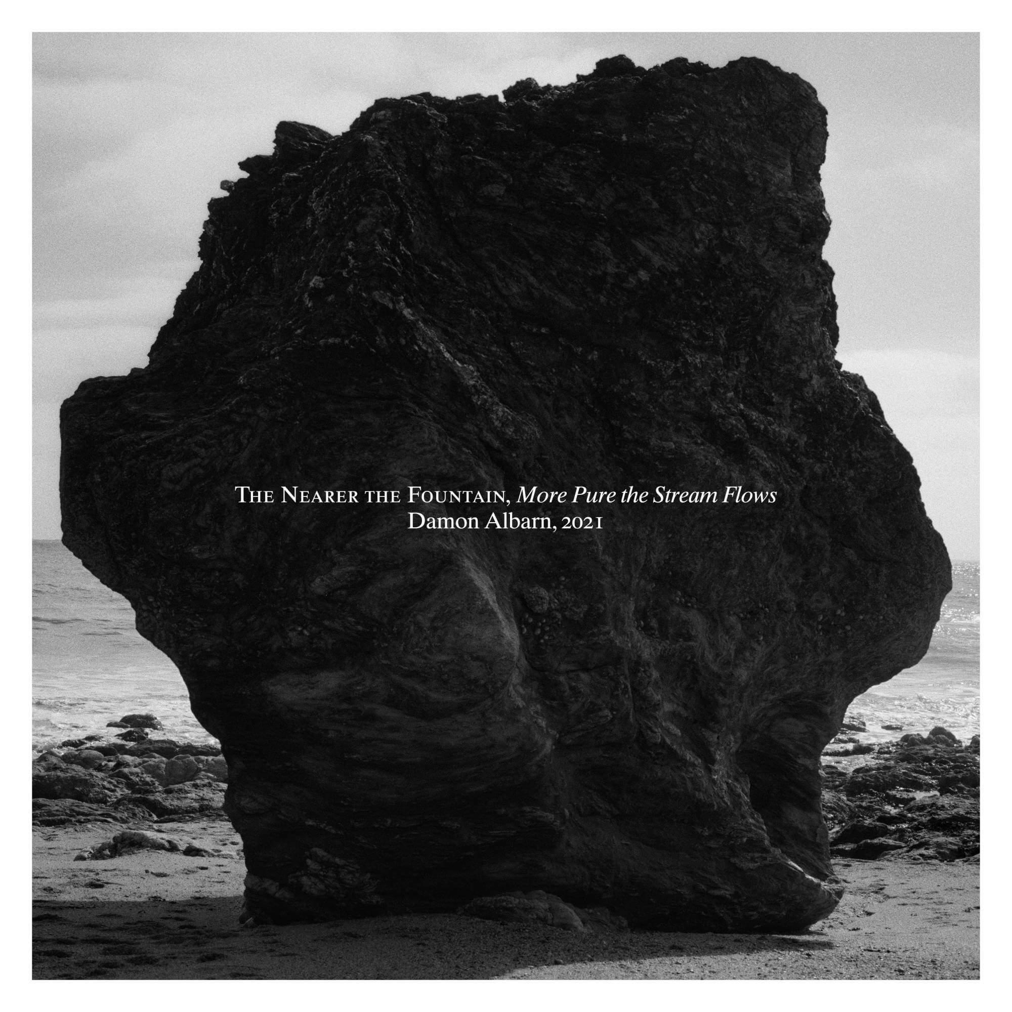 Damon Albarn anuncia 'The Nearer The Fountain, More Pure The Stream Flows', su nuevo disco solista