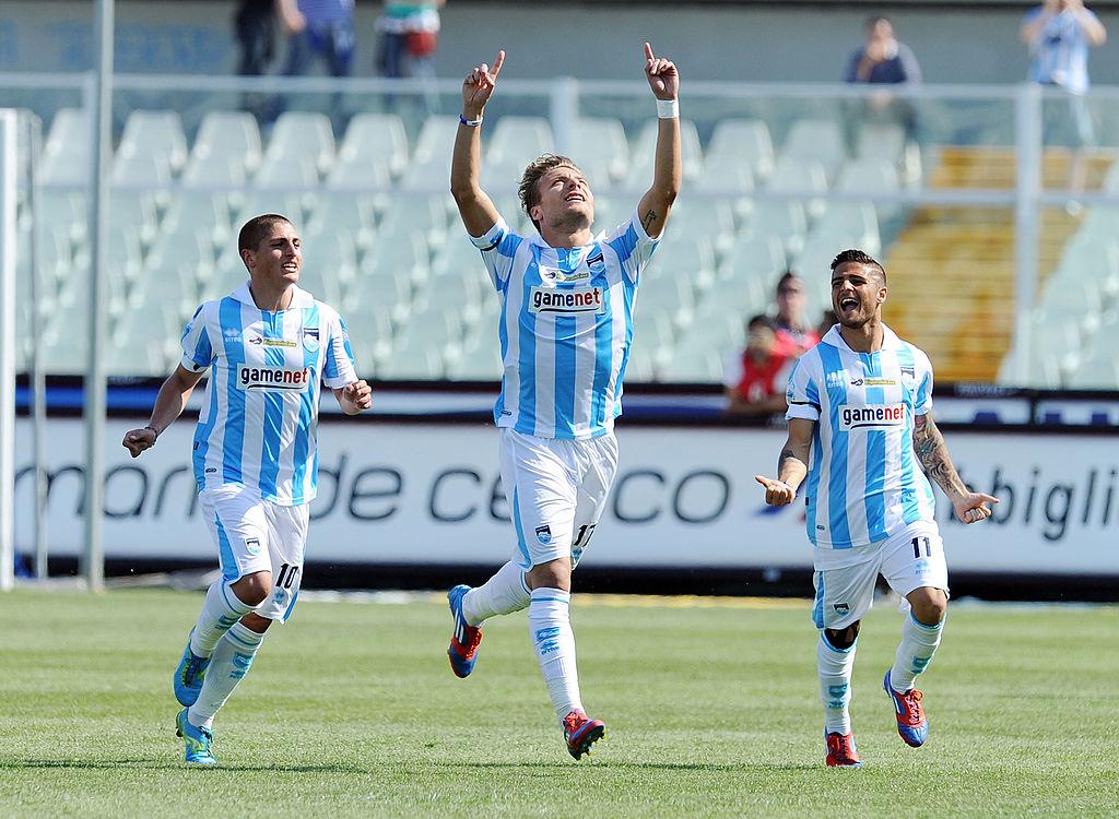 Immobile e Insigne, las nuevas figuras de Italia que cayeron juntos a la Segunda División